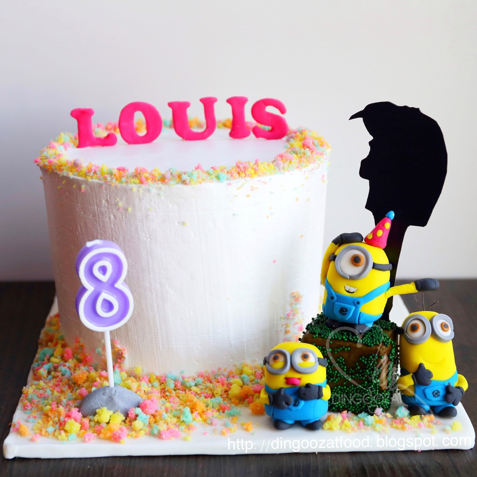 Mikis Food Archives Minions Despicable Me Theme Rainbow