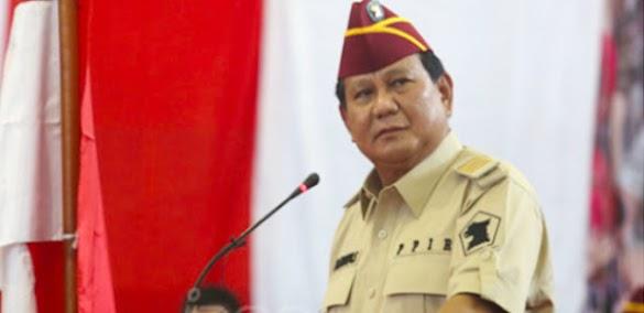 Prabowo Habis-habisan Hajar Real Count KPU di Jateng-Jatim, Beberin Siapa yang Curang