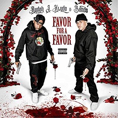 Rydah J. Klyde & Bands - Favor For A Favor - Album Download, Itunes Cover, Official Cover, Album CD Cover Art, Tracklist