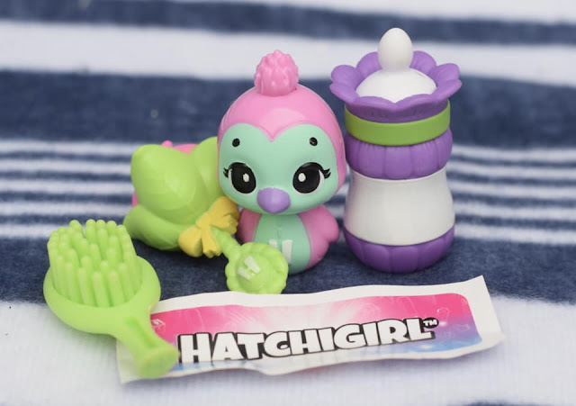 Ponette girl Hatchibabies accessories Hatchimals