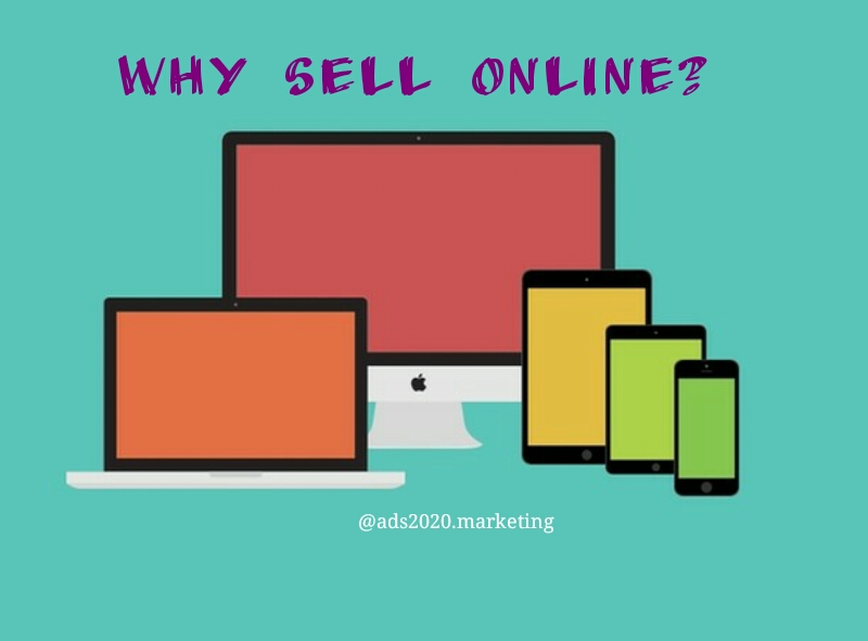 eCommerce: Why should you Start Selling Online
