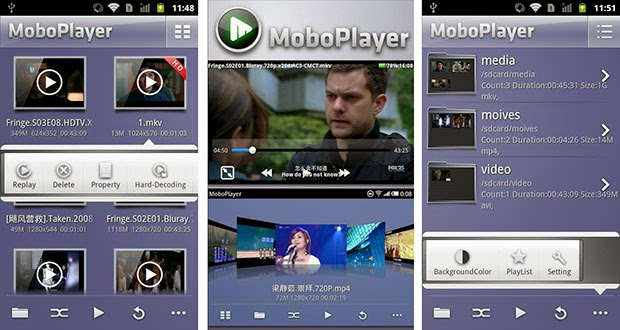 MoboPlayer Pro Full APK Terbaru
