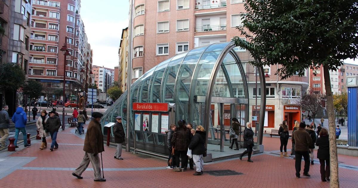 Barakaldo digital metro bilbao pone en marcha el viernes for Horario oficina correos bilbao