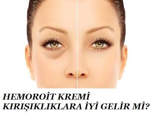 Hemoroit Kremi Kırışıklık