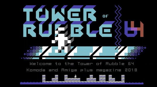 Indie Retro News: Tower of Rubble 64 - A rubble crushing