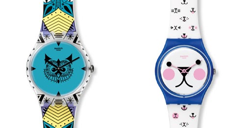 My Owl Barn Swatch New Watch Collection