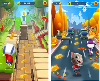 Talking Tom Gold Run Apk Mod v2.9.7.135 Unlimited Money Free for android