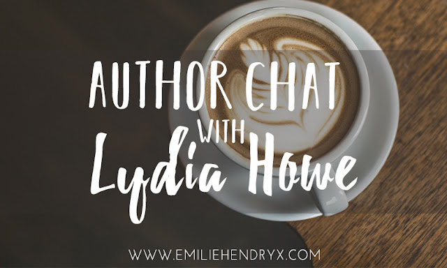 Author Chat with Lydia Howe