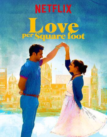 Love Per Square Foot (2018) Hindi 720p
