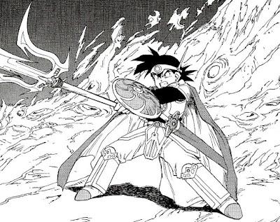 """Reseña de """"Dragon Quest: Emblem of Roto"""" vol.4 de Kamui Fujiwara - Planeta Cómic"""