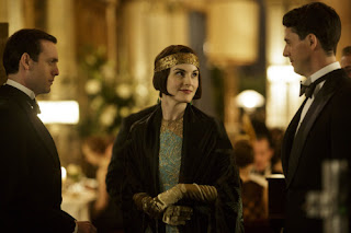 Downton Abbey 6x06 Mary