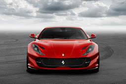 Ferrari 812 Superfast 2017 specs - acceleration - dimensions - News Cars