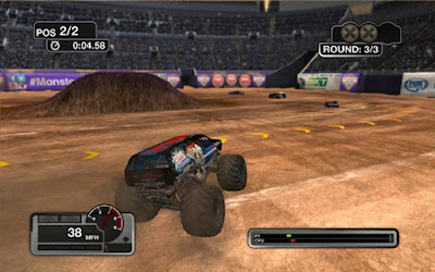 Download Game Monster Jam Battlegrounds PC