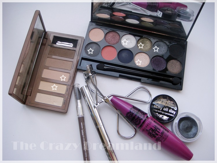 productos utilizados look