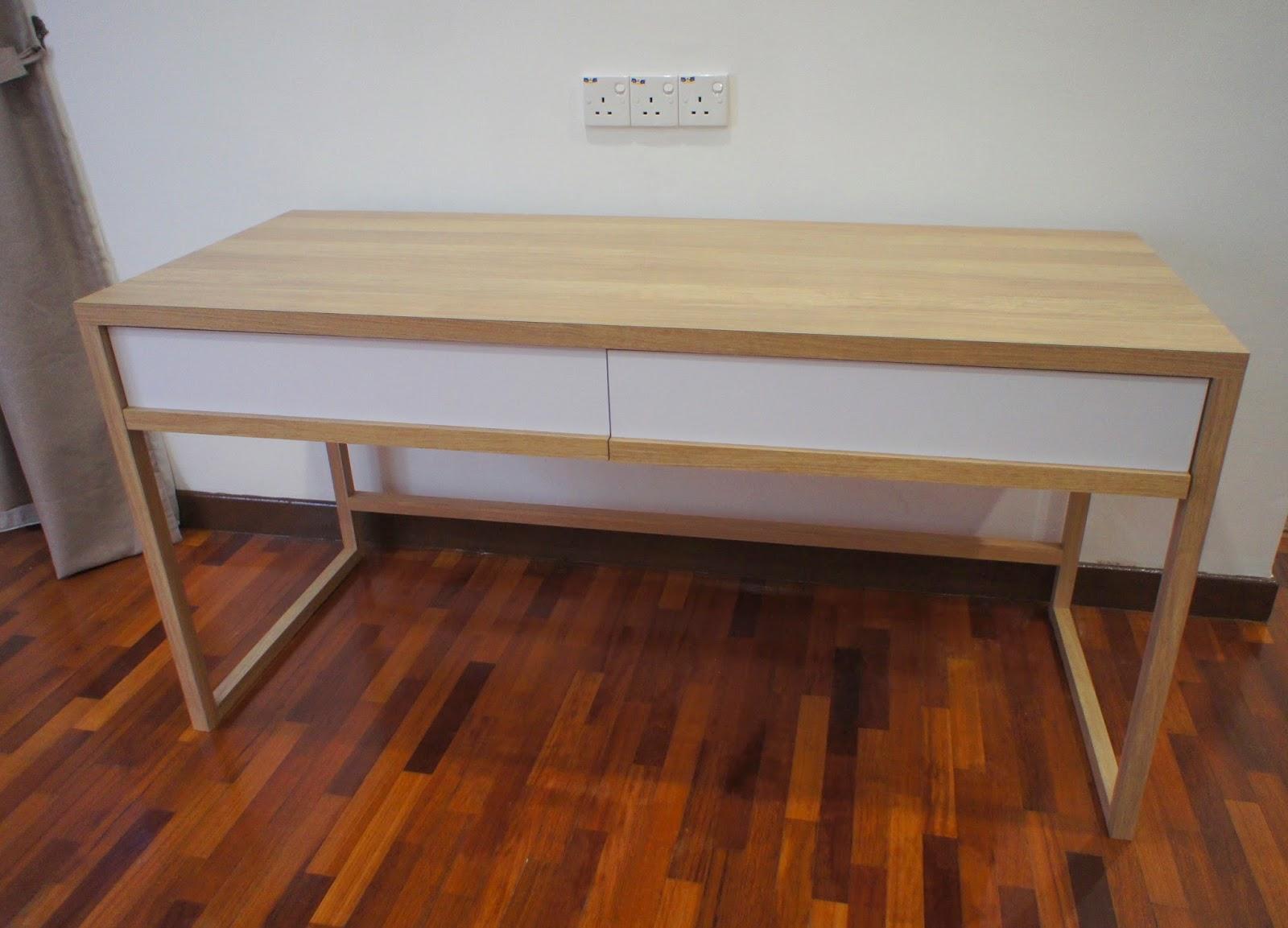 Fukusu Scandinavian Design Tv Cabinet And Study Table In