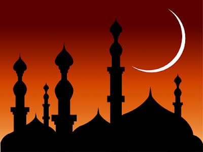 Gambar Masjid Selamat Hari Raya Idul Fitri Terbaru Mohon Maaf Lahir Batin