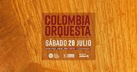 Concierto de COLOMBIA ORQUESTA en Bogotá