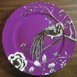 Decorative Plates for Wall: Decorating with Bird Plates ~ Timeless motif that is bright and cheery.