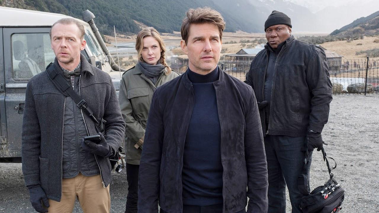 Tom Cruise aparece em fotos no set de 'Missão Impossível 7'