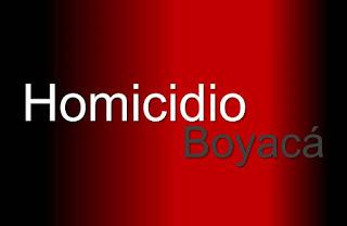 Nuevo feminicidio se registró en Sogamoso