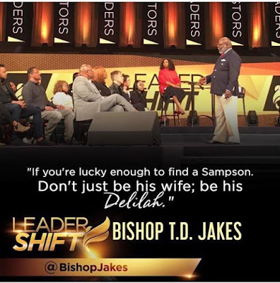 Marvin Sapp Defends Bishop Jakes Comments To Wives At P&L Conference