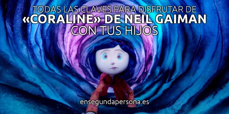 Libro Coraline Neil Gaiman