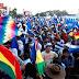 Sube la polémica por traslado de funcionarios a Cochabamba