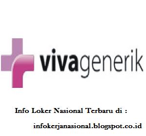 Info Lowongan Kerja Apotek Viva Generik