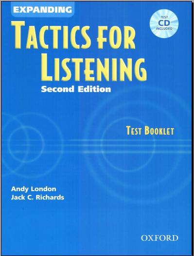 Tactics For Listening Basic Pdf