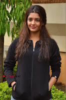 Actress Ritika Singh Stills at Guru Movie Success meet  0045.JPG