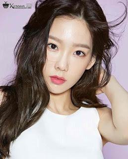 Foto Selca Taeyeon SNSD