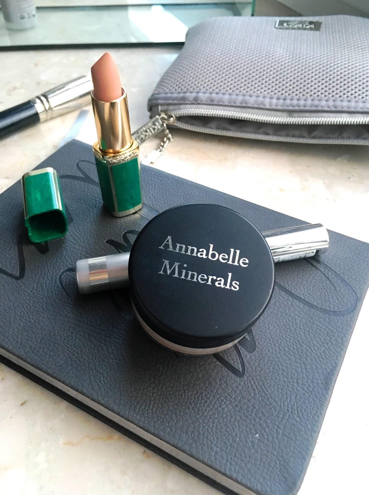 Mineralnie - Podkład Matujący Annabelle Minerals