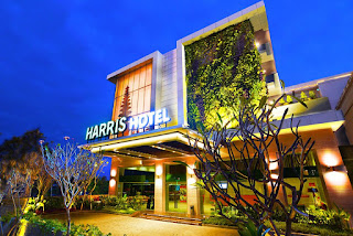 Hotel Career - Asst. Sales Manager, Front Office Agent at HARRIS Hotel Kuta Galleria