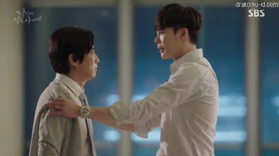 While You Were Sleeping Episode 29 Subtitle Indonesia