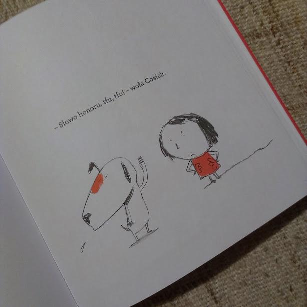 Rita i Cosiek, wydawnictwo znak, autor jaśków, recenzja książki, książka na dobranoc dla dzieci, książka dla rocznego dziecka, przedział wiekowy 1-3