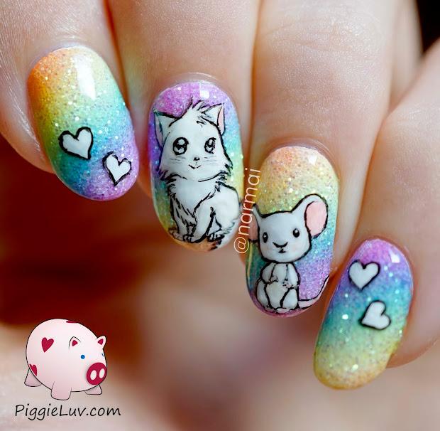 Piggieluv Nail Art