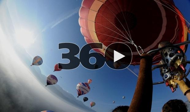 استمتع بمشاهدة الفيديوهات البانورامية بتقنة 360 درجة على نظام الويندوز