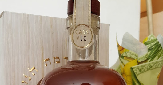 The Golan Heights Malt Whisky Single Cask #16 (Cabernet Sauvignon)