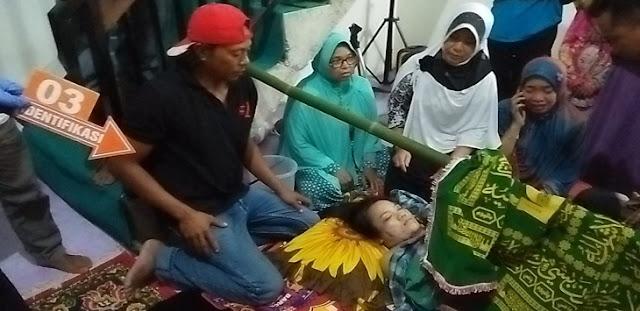 Leher Terjerat Kabel Listrik, Gadis di Pinrang Tewas