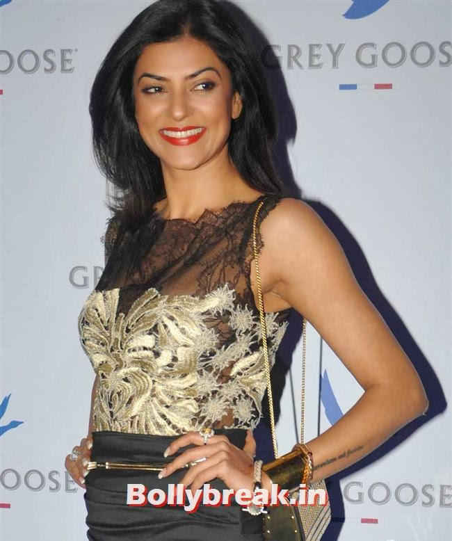 Sushmita Sen, Bollywood Celebs Sizzle at Grey Goose Style Du Jour 2013