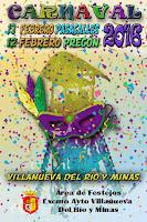 Carnaval de Villanueva del Río y Minas 2016