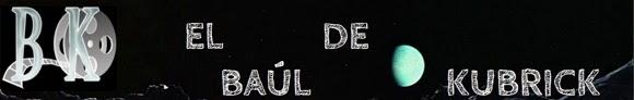 Logotipo del Blog 'El Baúl de Kubrick'