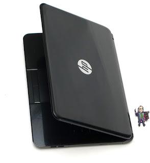 Laptop HP 14-g102AU AMD A4 Bekas Di Malang