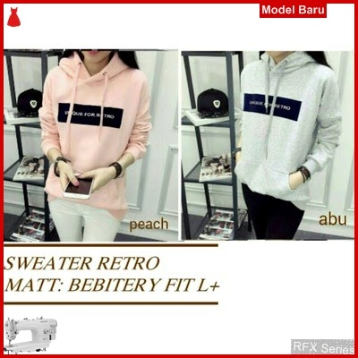 RFX085 MODEL SWEATER RETRO FIT L MURAH BMG SHOP MURAH ONLINE