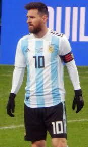 ميسى، كأس العالم روسيا 2018