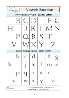 Worksheets Kindergarten Exercise singapore business directory buysell arts online kindergarten worksheets vowels and consonants exercise 3