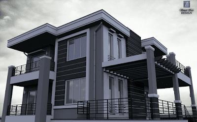31 gagasan desain rumah yang menarik dan terlihat mewah