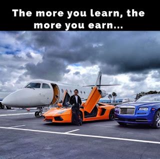Tai Lopez Private Jet and Super Cars