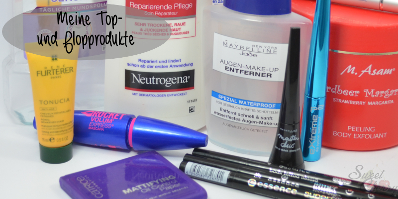 Favoriten | Top- und Flop Produkte im August 2014