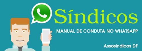 Manual de Conduta para Síndicos em Redes Sociais (whatsapp)